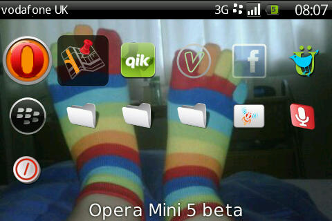 Opera Mini 5 beta