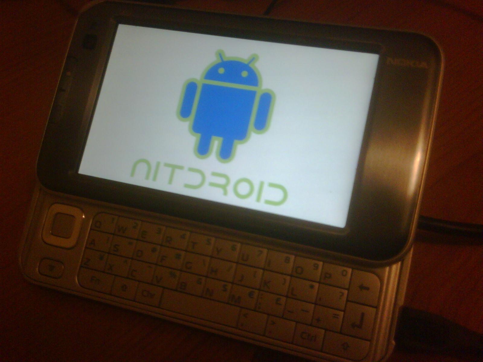 N810 прошивка скачать