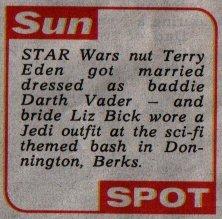 Terry Eden Sun