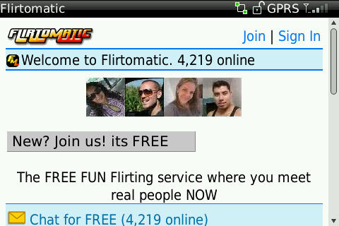flirtomatic website