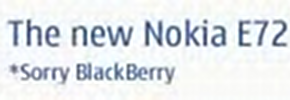 Sorry BlackBerry