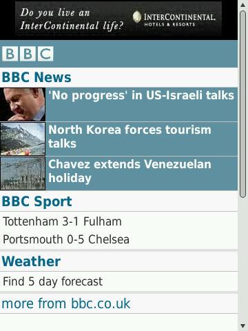 BBC Advert