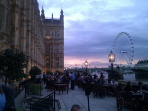 Best view from any bar in London?