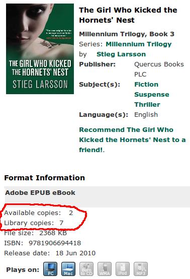 7 Copies of this book
