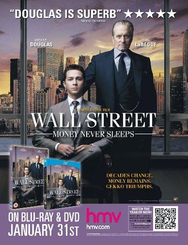 Wall Street QR Code