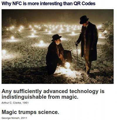 NFC Magic