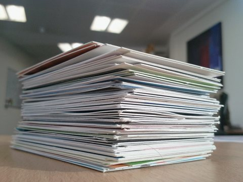 Pile o' Cards