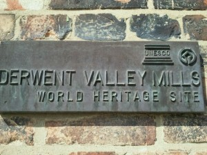 Silk Mill Heritage Sign