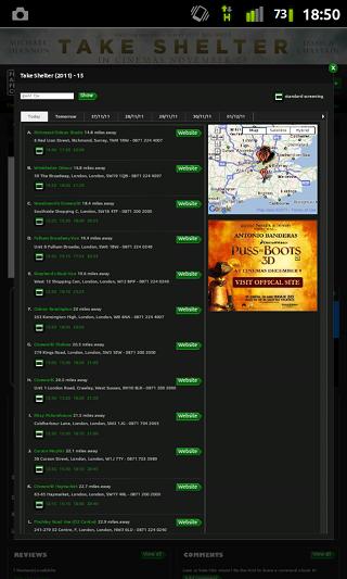 Find Any Film Website Screenshot 2