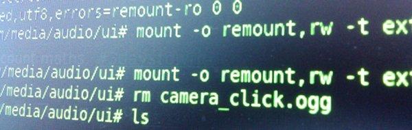 Android Hacking Root Camera Click
