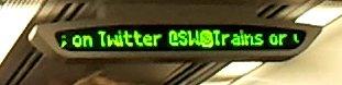 SW Trains Twitter Mistake