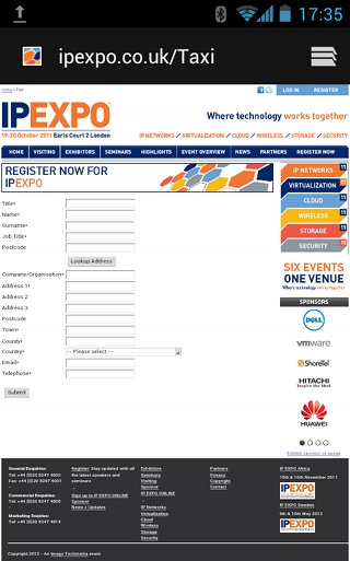 ipexpo website