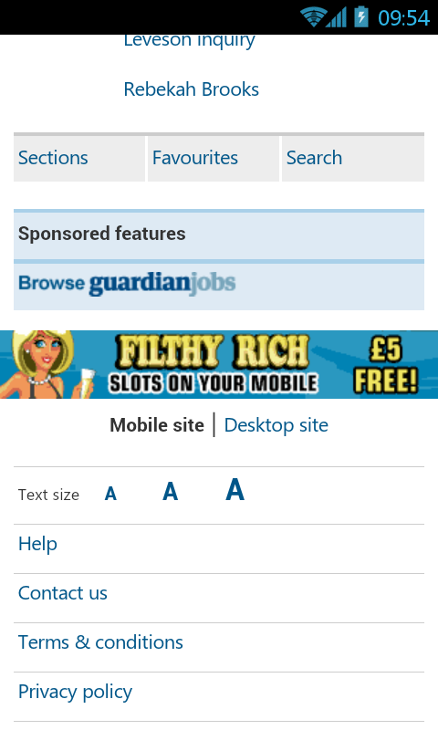 Guardian Desktop Link
