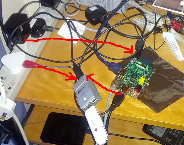 3G Internet on Raspberry Pi – Success! – Terence Eden's Blog