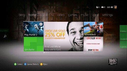 Xbox Adverts