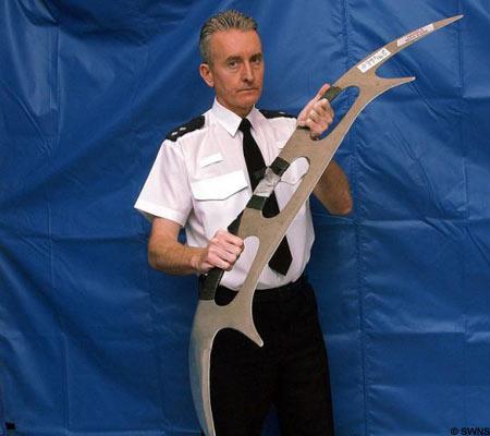 Police Batleth