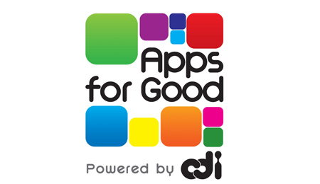 The Apps for Good logo