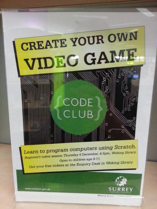 Coding For Kids Woking Library