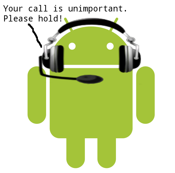 Android Call Centre