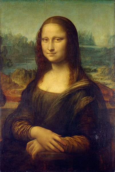 Mona Lisa 85