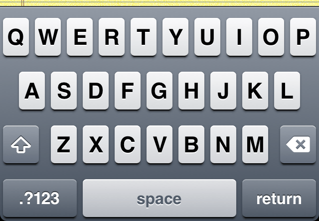iphone keyboard-fs8