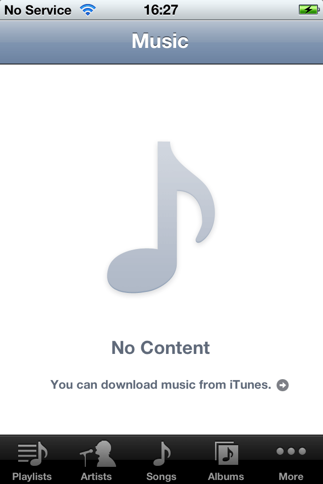 itunes non clickable-fs8