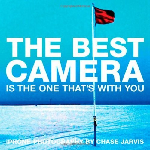 A book cover extolling the virtues of using a camera