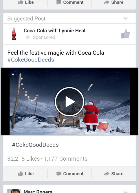 Coke Sponsored Post-fs8