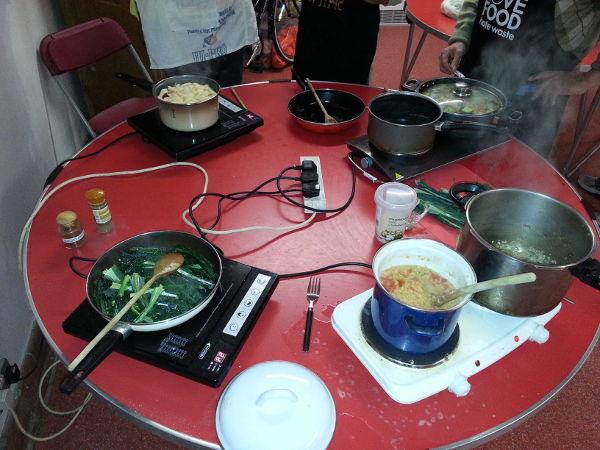 Mass Cook DinnerTime