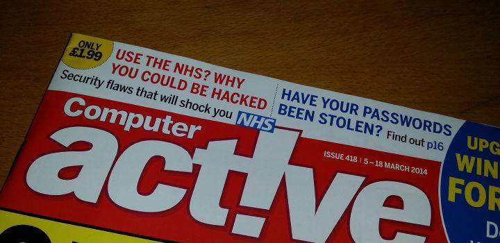 Computer Active NHS