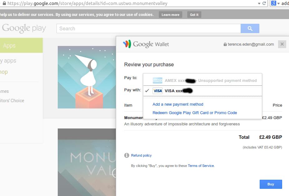 Google Play Paypal Gesperrt