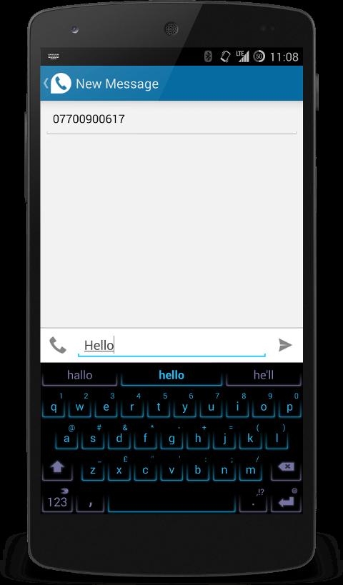 SMS Compose-fs8