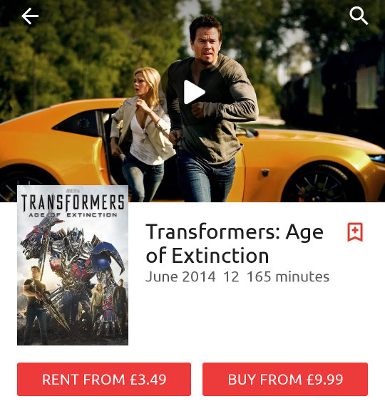 Transformers on Google Play