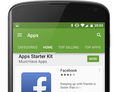 Google Play Contrast-fs8