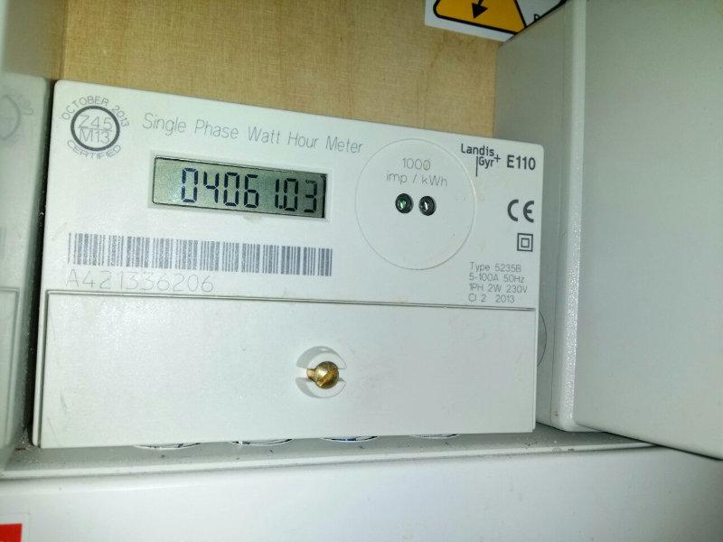 Solar Generation Meter