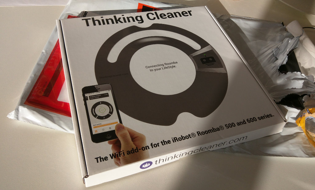 Thinking Cleaner Box