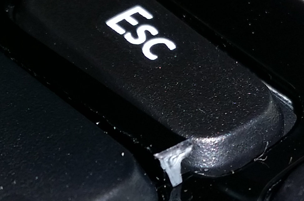 Esc Flap 2