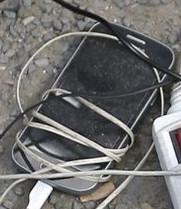 Migrant Samsung Grey