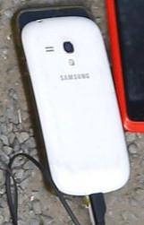 Migrant Samsung White