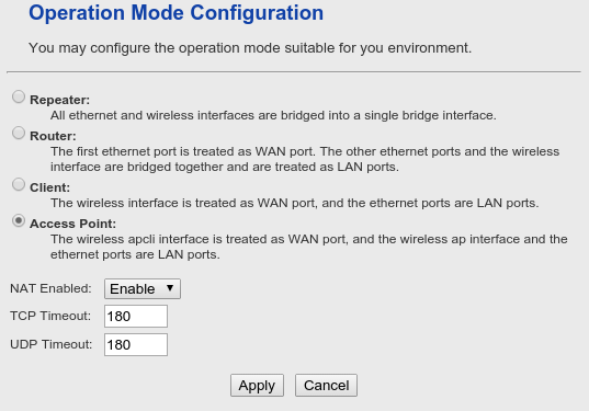 Travel Router Mode Configuration-fs8