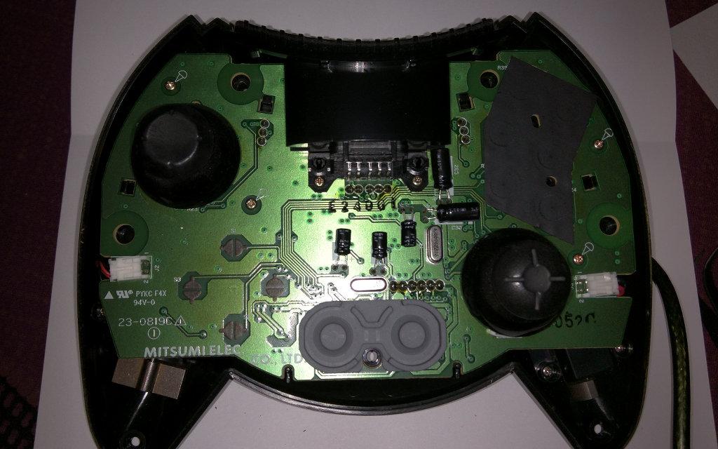 3 Xbox Controller Open
