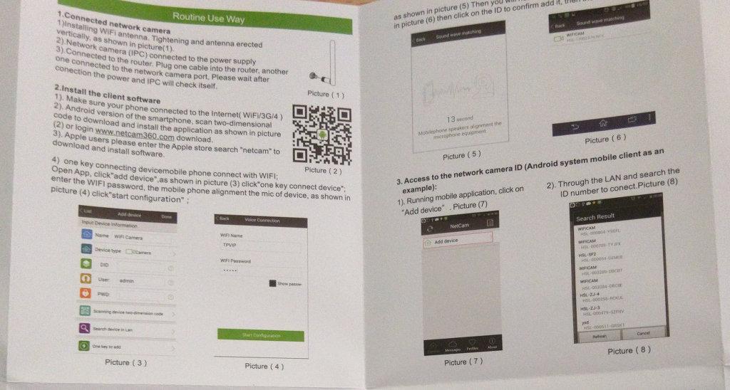 NetCam leaflet