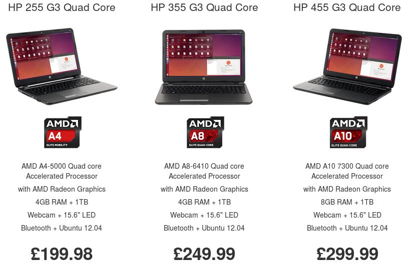 HP Ubuntu Latptops-fs8