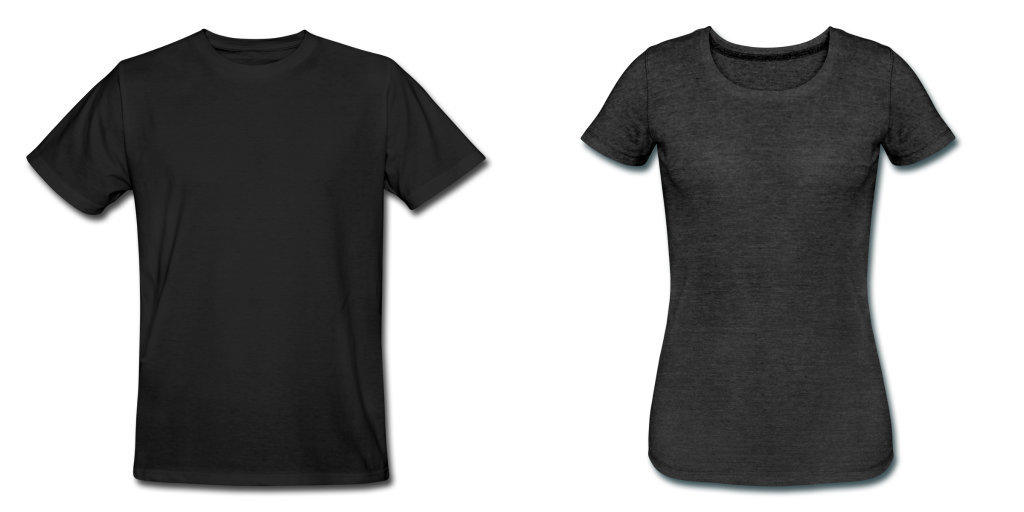 Male Female T Shirt