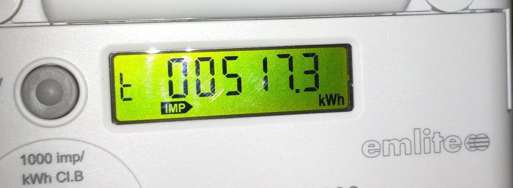 OLEV Smart Meter