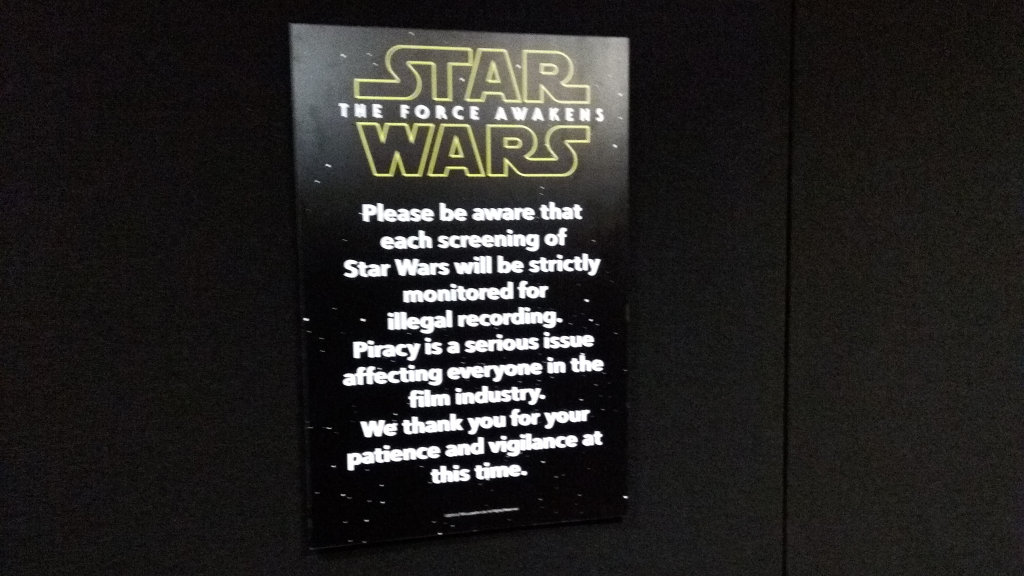 Star Wars Piracy