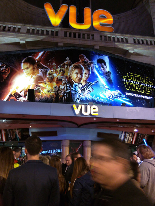 Star Wars Vue