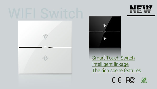 Lanbon Wifi Switch