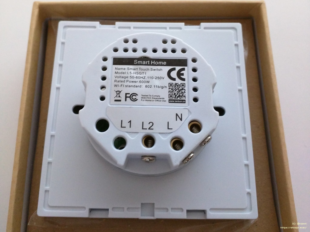 The absolute horror of WiFi light switches – Terence Eden's Blog