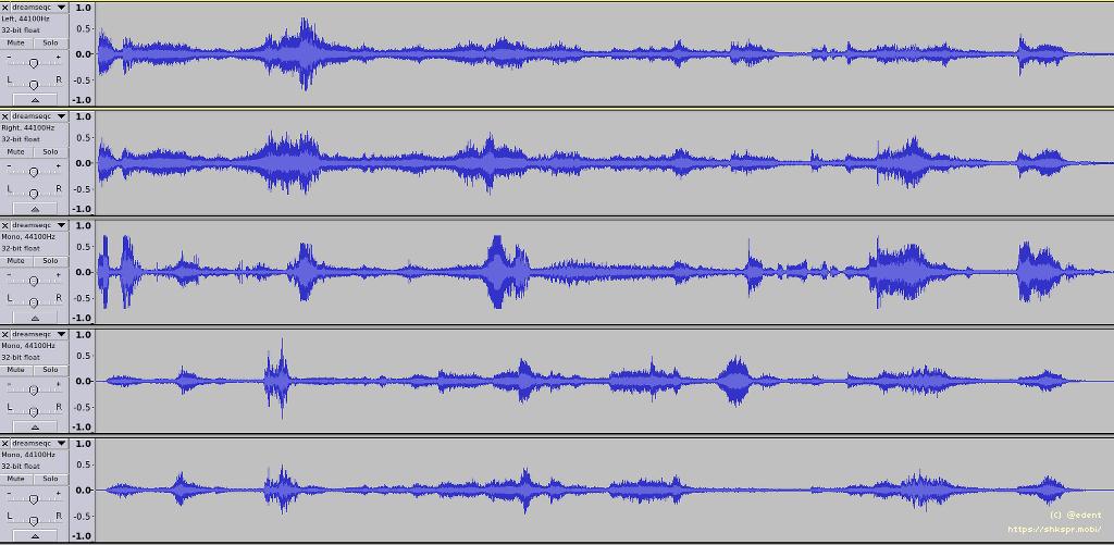 Force Awakens Dream Sequence Surround Sound-